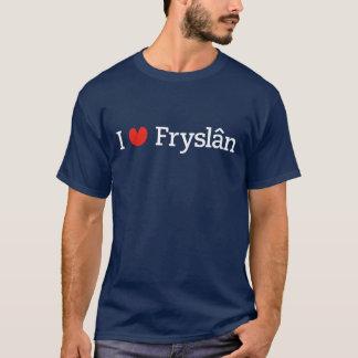 Ik houd van Fryslân T Shirt