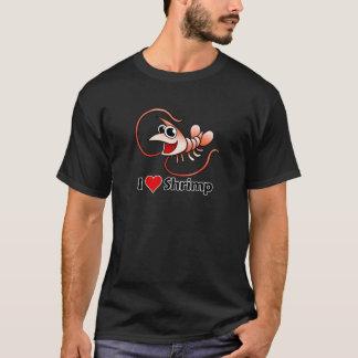 Ik houd van Garnalen T Shirt