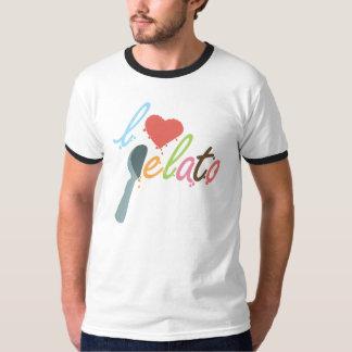 Ik houd van gelato t shirt