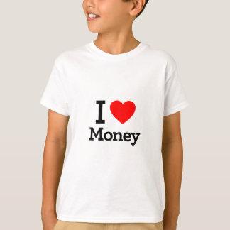 Ik houd van Geld T Shirt