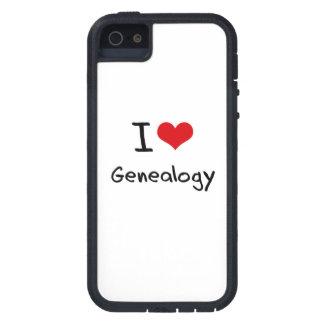 Ik houd van Genealogie Case-Mate iPhone 5 Hoesjes