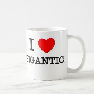 Ik houd van Gigantisch Koffiemok