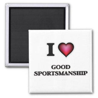 Ik houd van Goede Sportiviteit Magneet