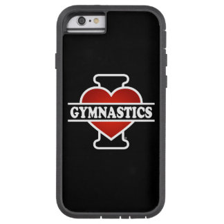 Ik houd van Gymnastiek Tough Xtreme iPhone 6 Hoesje