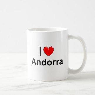 Ik houd van Hart Andorra Koffiemok