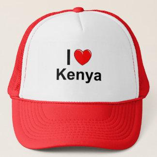 Ik houd van Hart Kenia Trucker Pet