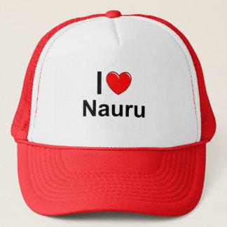 Ik houd van Hart Nauru Trucker Pet
