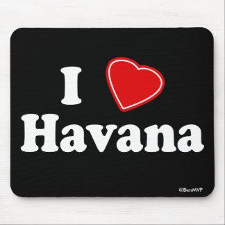 Ik houd van Havana Muismat