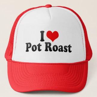 Ik houd van het Braadstuk van de Pot Trucker Pet