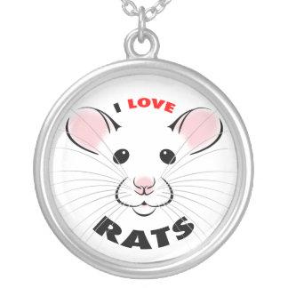 Ik houd van het Ketting van Ratten