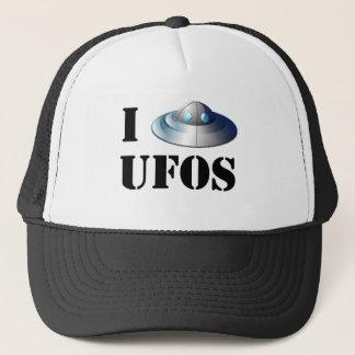 Ik houd van het Pet van UFO