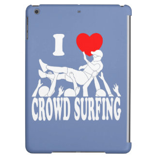 Ik houd van het Surfen van de Menigte (mannetje)
