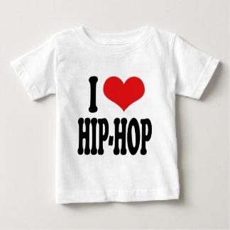 Ik houd van Hiphop Baby T Shirts