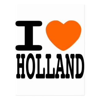 Ik houd van Holland Briefkaart