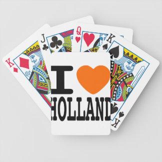 Ik houd van Holland Kaart Spel