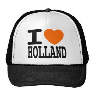 Ik houd van Holland Pet Met Netje