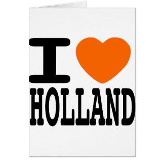 Ik houd van Holland Wenskaarten