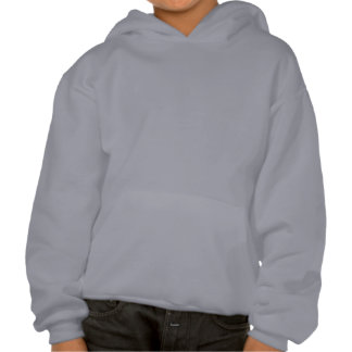 Ik houd van Honden en de Honden houden van me Sweatshirt Met Hoodie