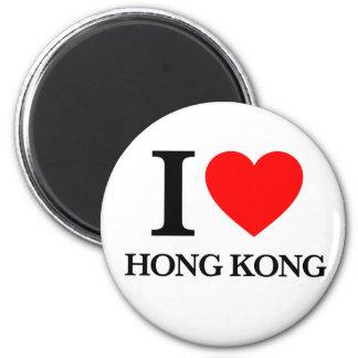 Ik houd van Hong Kong Magneet
