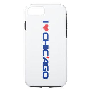 Ik houd van iPhone 7, het Taaie Hoesje van