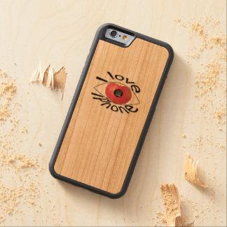 Ik houd van iphone kersen iPhone 6 bumper case