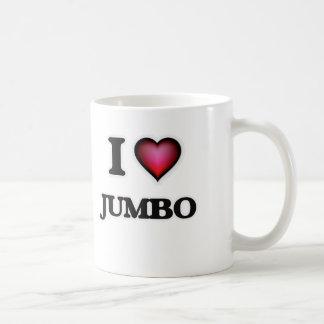 Ik houd van Jumbo Koffiemok