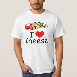 Ik houd van Kaas T Shirt