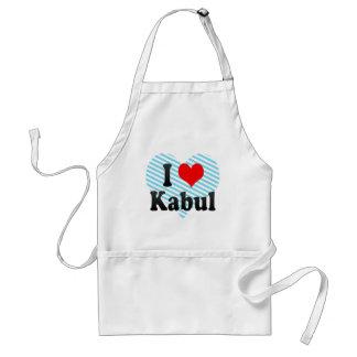 Ik houd van Kaboel, Afghanistan Standaard Schort