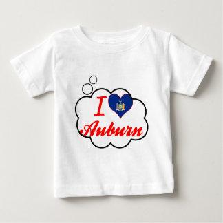 Ik houd van Kastanjebruin, New York Tshirt