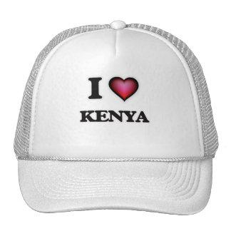 Ik houd van Kenia Trucker Petten