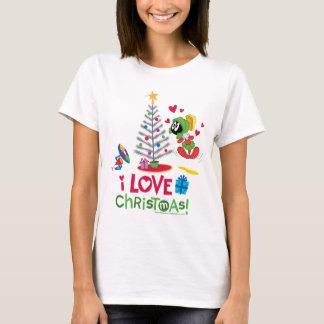 Ik houd van Kerstmis - MARVIN MARTIAN™ T Shirt