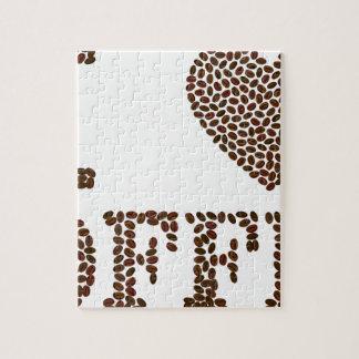 Ik houd van Koffie Foto Puzzels