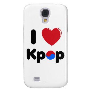 Ik houd van Kpop Galaxy S4 Hoesje
