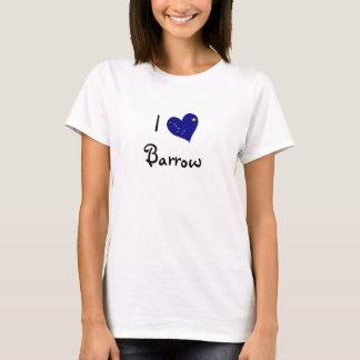 Ik houd van Kruiwagen T Shirt