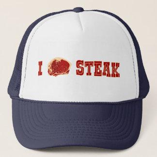 Ik houd van Lapje vlees Trucker Pet