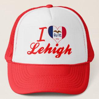 Ik houd van Lehigh, Iowa Trucker Pet