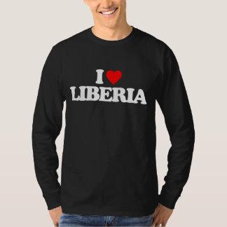 IK HOUD VAN LIBERIA T SHIRT