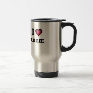 Ik houd van Lillie Reisbeker