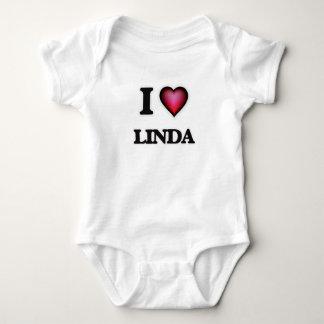 Ik houd van Linda Romper