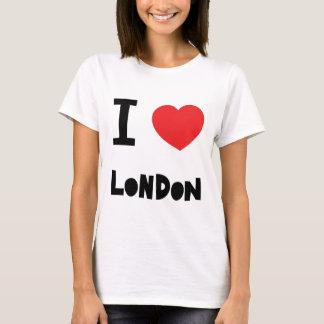 Ik houd van Londen T Shirt