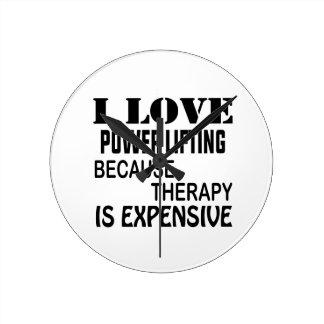 Ik houd van Macht opheffend omdat de Therapie Duur Ronde Klok