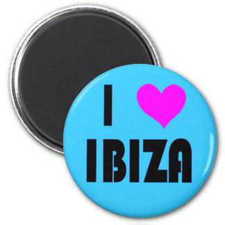Ik houd van magneet Ibiza