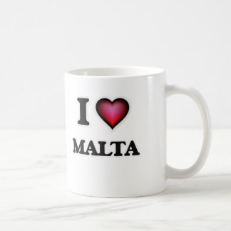 Ik houd van Malta Koffiemok