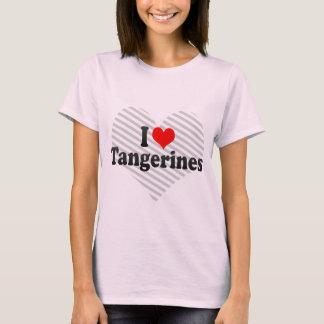Ik houd van Mandarijnen T Shirt