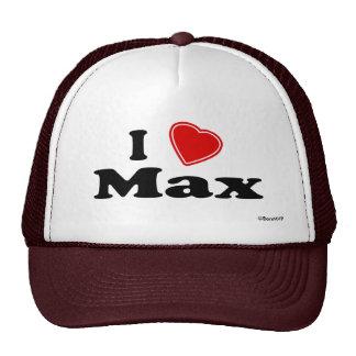 Ik houd van Maximum Trucker Pet