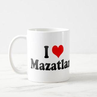 Ik houd van Mazatlan, Mexico Koffiemok