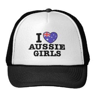 Ik houd van Meisjes Aussie Mesh Pet