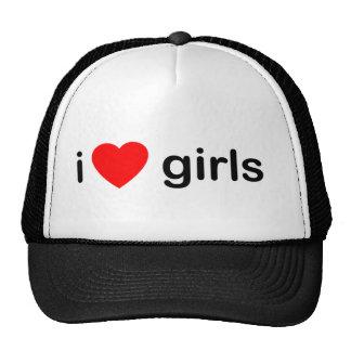 Ik houd van Meisjes Petten