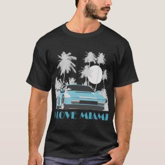 Ik houd van Miami T Shirt