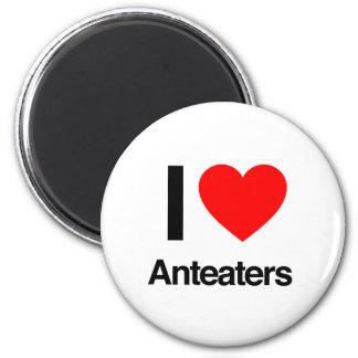 ik houd van miereneters magneten